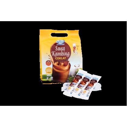 In'san Susu Kambing Coklat Sachet (21gm)